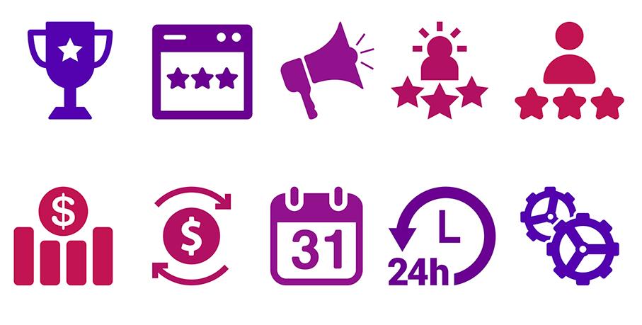 icones gratuits powerpoint